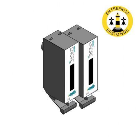 Pack HP 934 XL x2 - Noir compatible