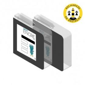 Pack HP 940 XL x2 - Noir compatible
