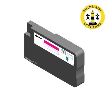 Cartouche HP 971 XL - Magenta compatible